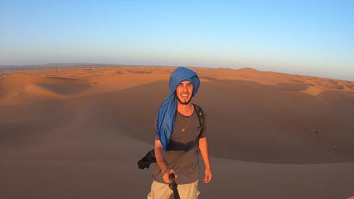 אוהד במרוקו