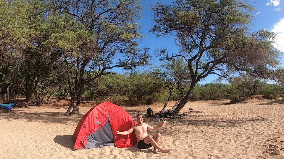 אוהד הנווד בהוואי