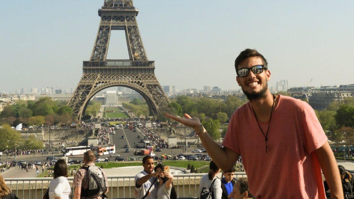 אוהד הנווד בפריז